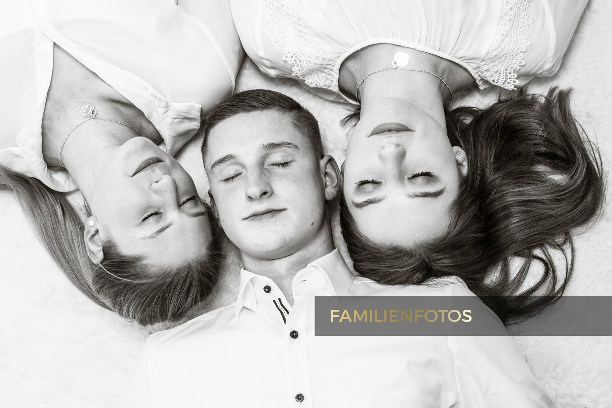 Familienfotos Luis sw