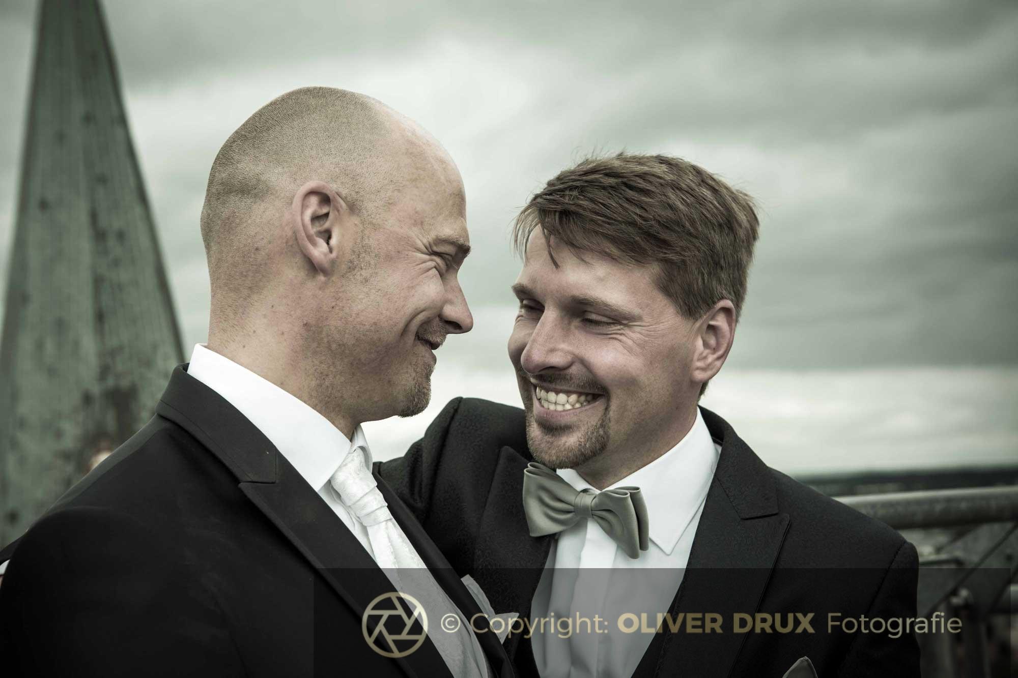 Über den Dächern von Lüneburg - eine Hochzeit im Wasserturm
