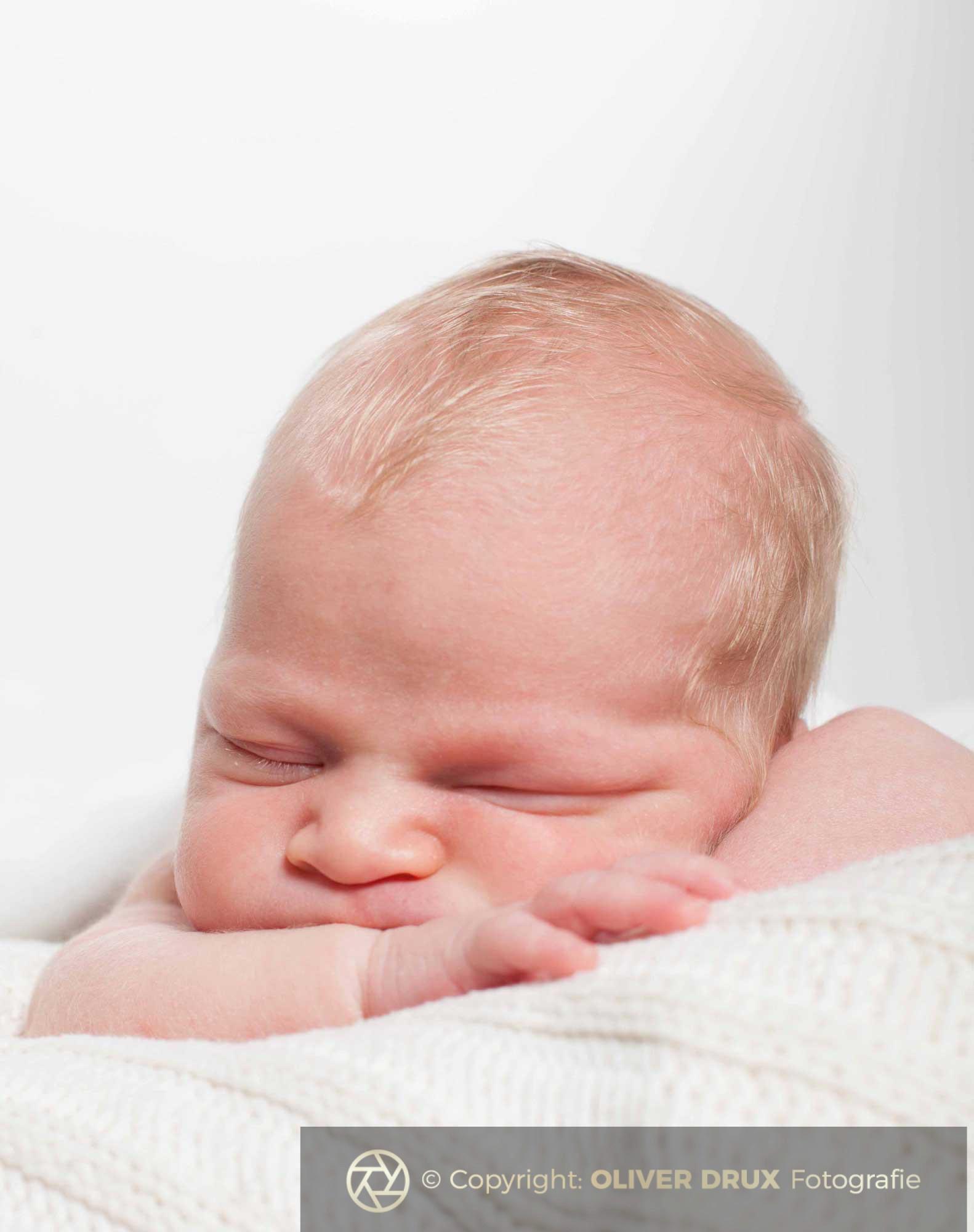 Baby schlummert
