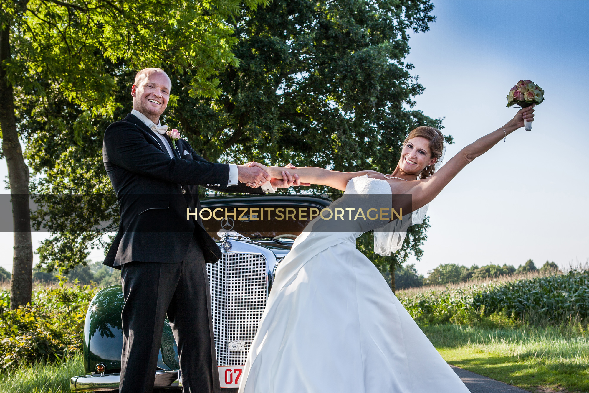 Ihre Hochzeitsreportage