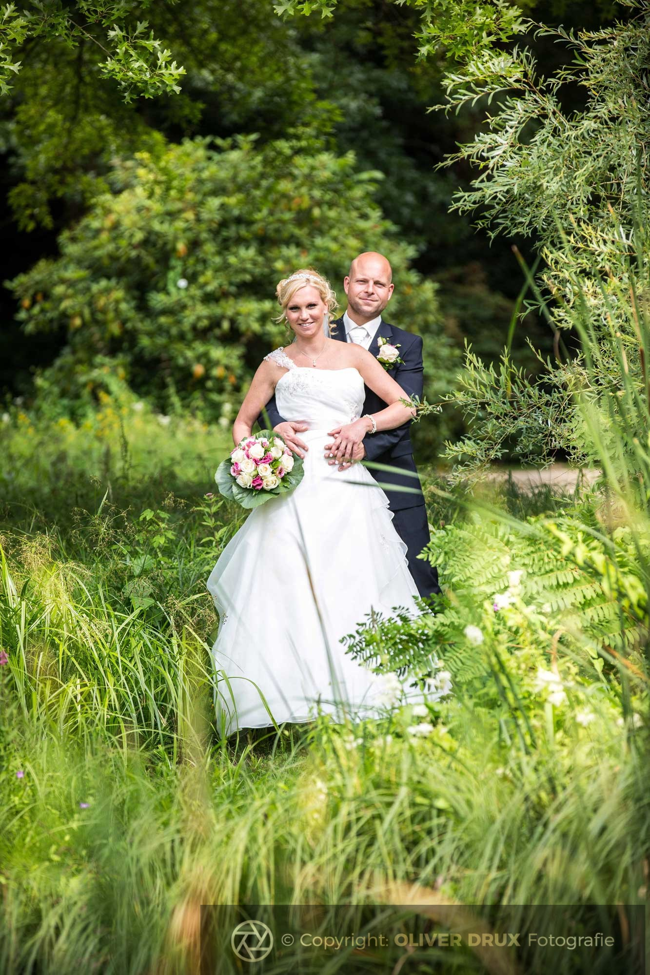 Hochzeit Chriastina und Tim; Molzen