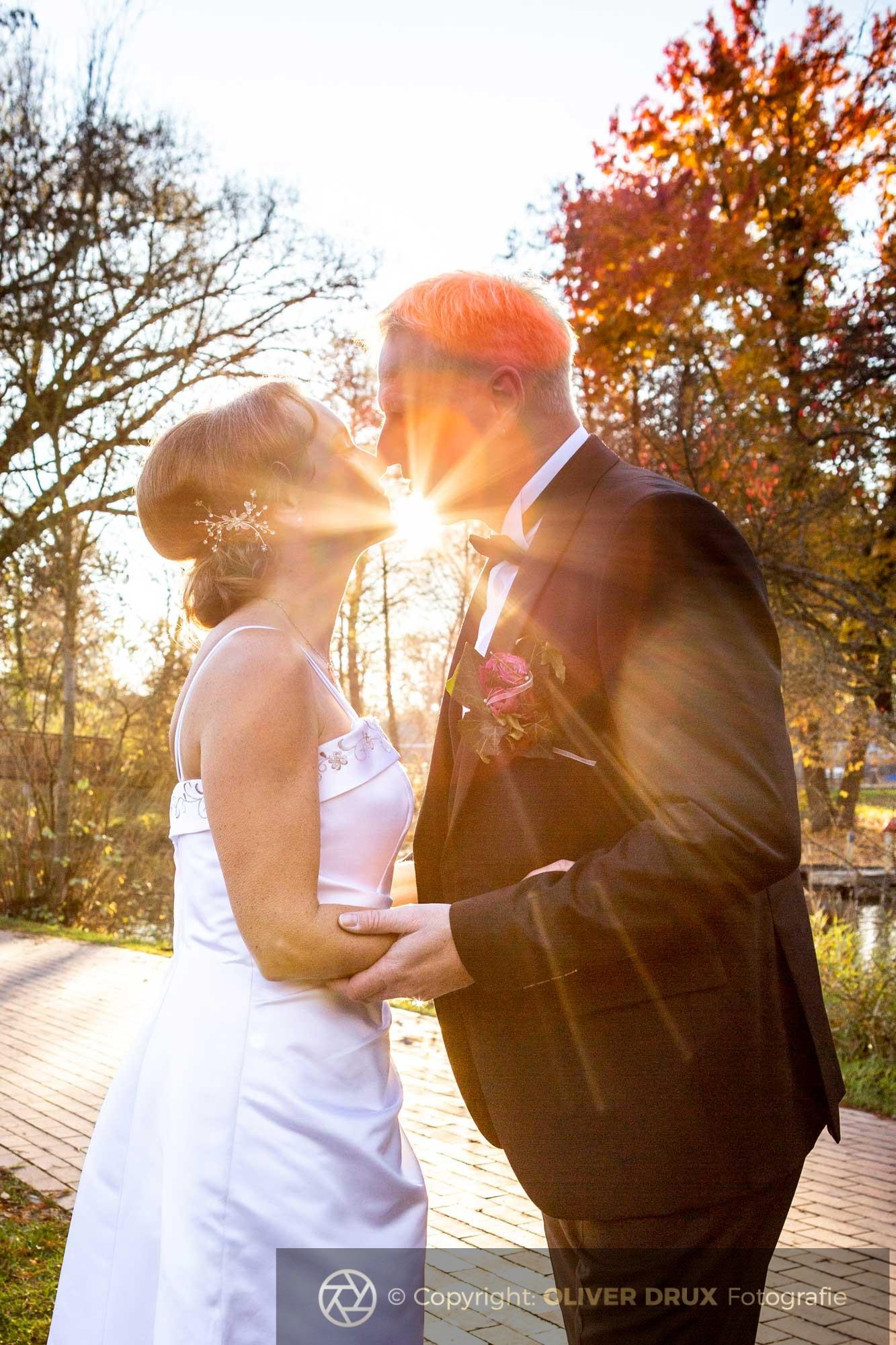 Hochzeit Bad Bevensen, Kurpark